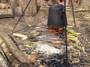 bushcraft kettle