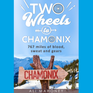 two wheels to Chamonix