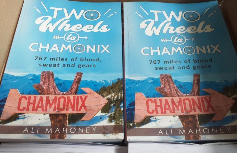 two wheels to Chamonix