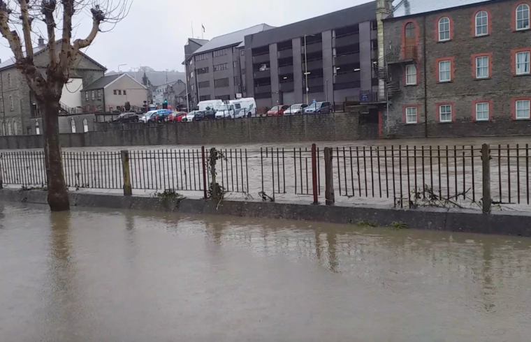 pontypridd floods