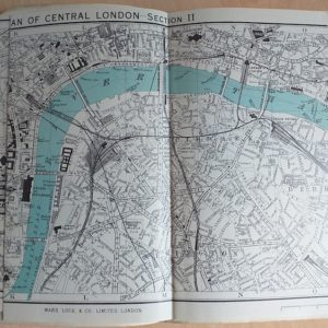 ward lock London guide