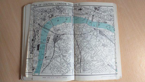 ward lock London guide