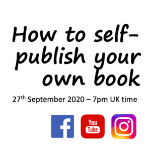 self-publish your own book