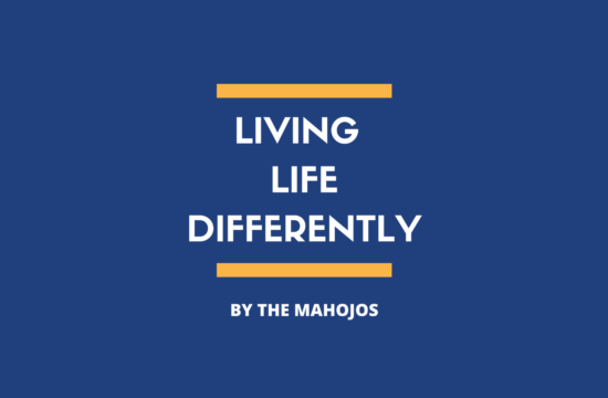 living life differently podcast